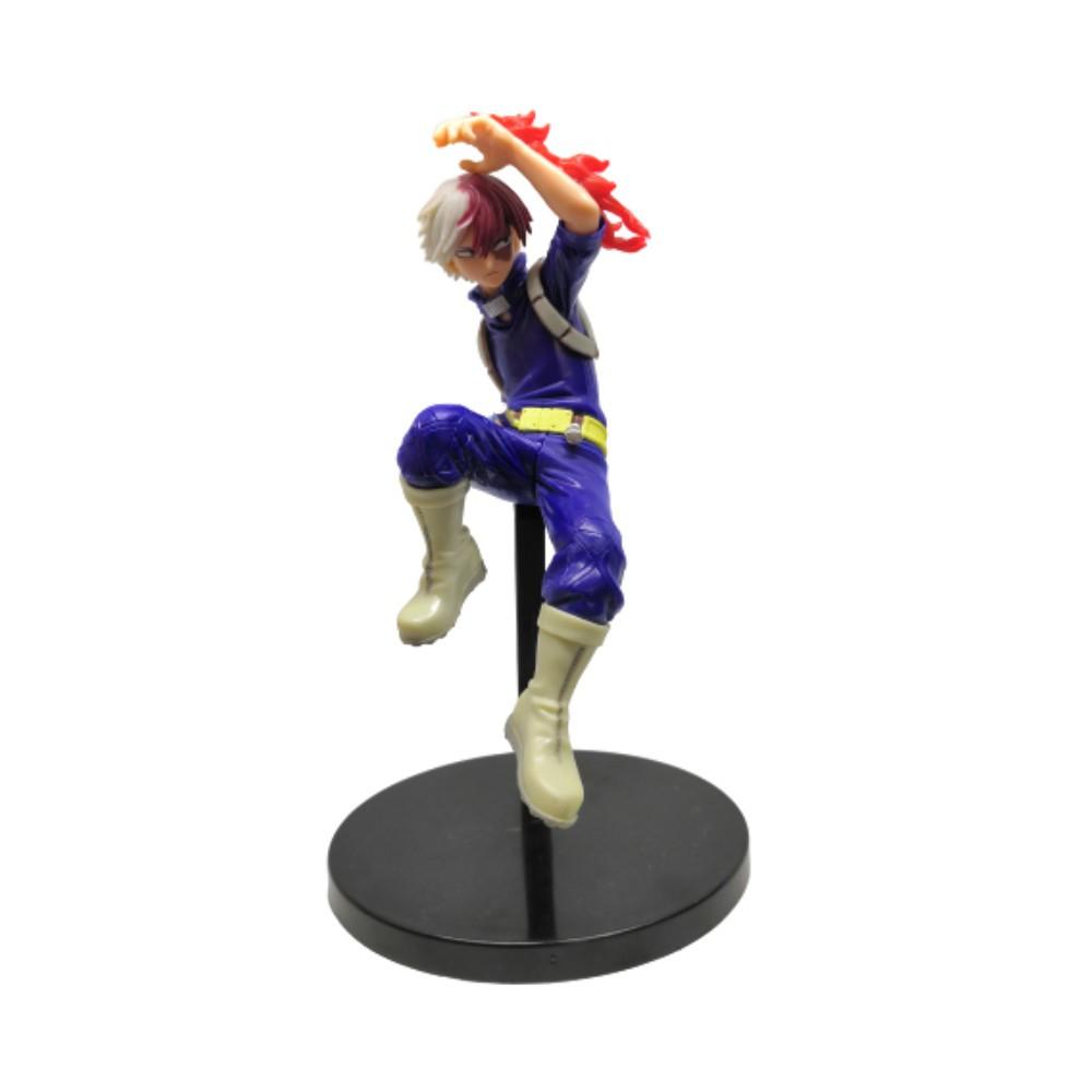 Figure Shoto Todoroki - Boku no Hero - 17CM