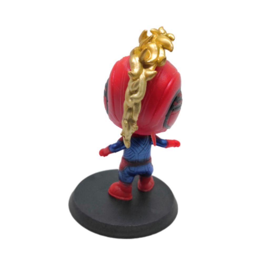 Figure Capitã Marvel - Marvel - 7CM
