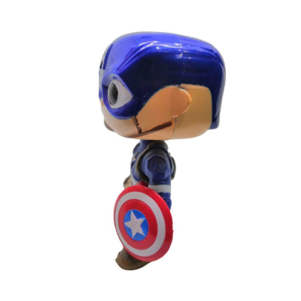 Figure Capitão América - Marvel - 9CM