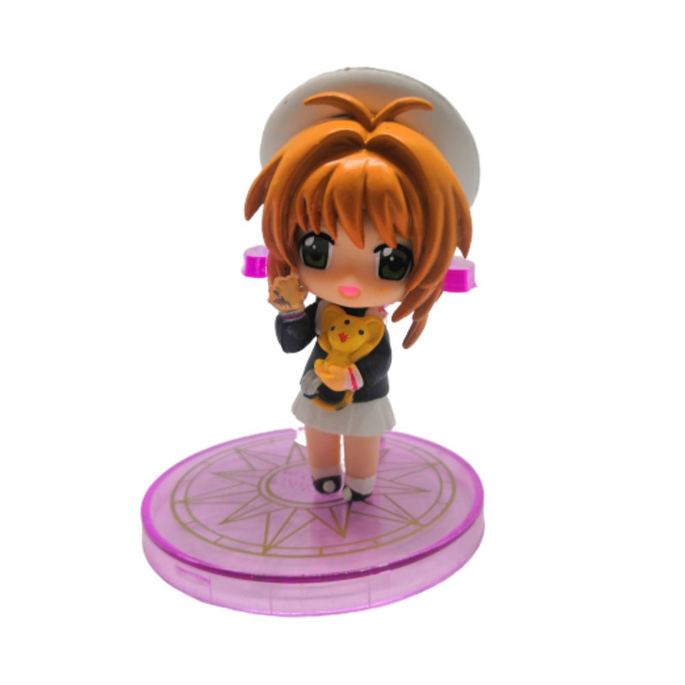 Figure Sakura Kinomoto - Sakura Card Captors - 5CM