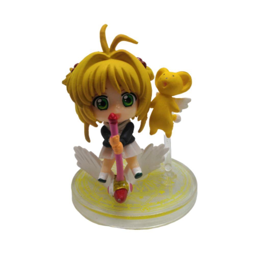 Action Figure Cardcaptor Sakura Sakura Kinomoto 5CM