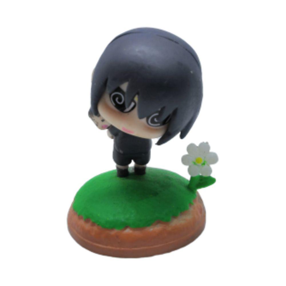 Action Figure Chibi Naruto Itachi Criança 4CM PVC