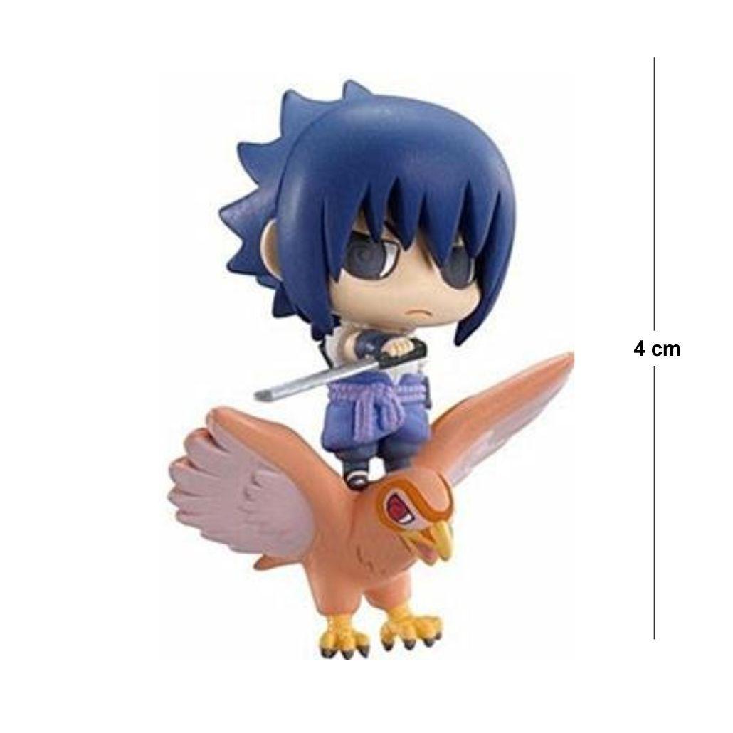 Action Figure Chibi Sasuke 4CM PVC
