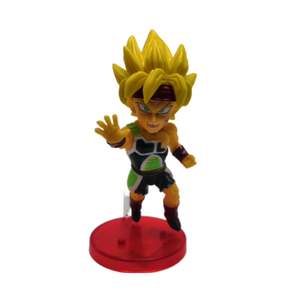 Figure Bardock SSJ - Dragon Ball Z - 8CM