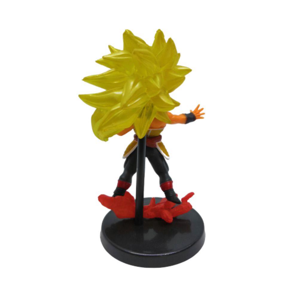 Figure Bardock - Dragon Ball Z DBZ - 8CM