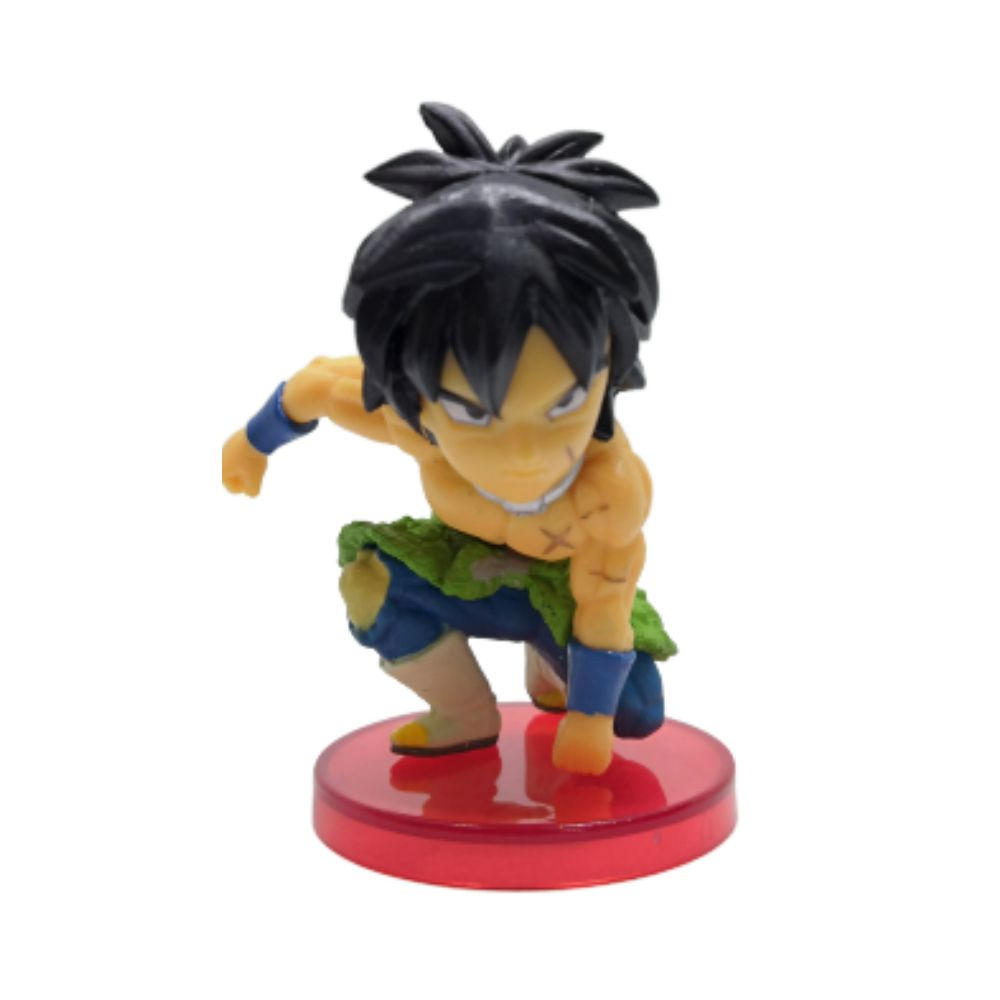 Figure Broly - Dragon Ball Z DBZ - 8CM