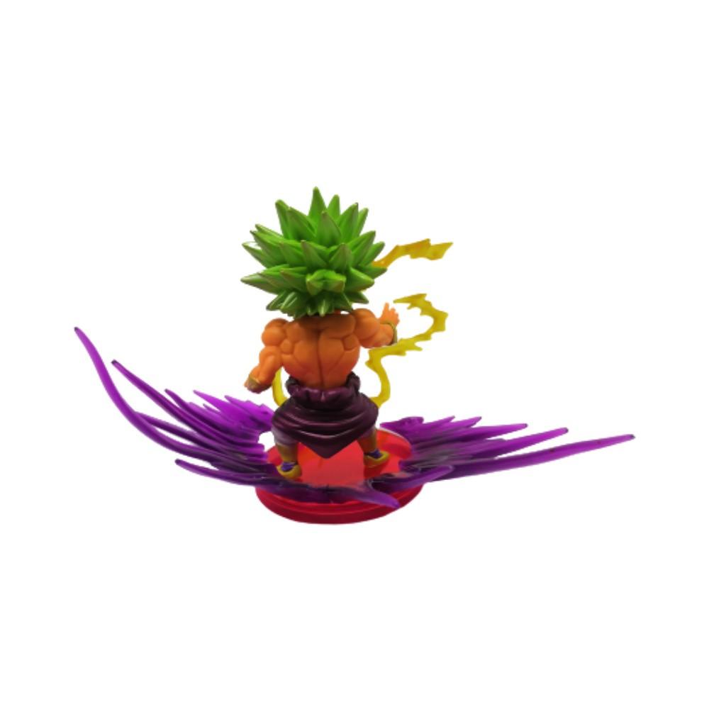 Figure Broly Ki - Dragon Ball Z - 10CM