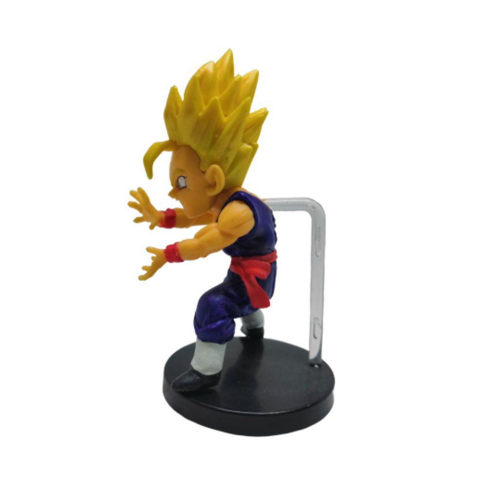 Figure Gohan Kamehameha - Dragon Ball Z DBZ - 7CM