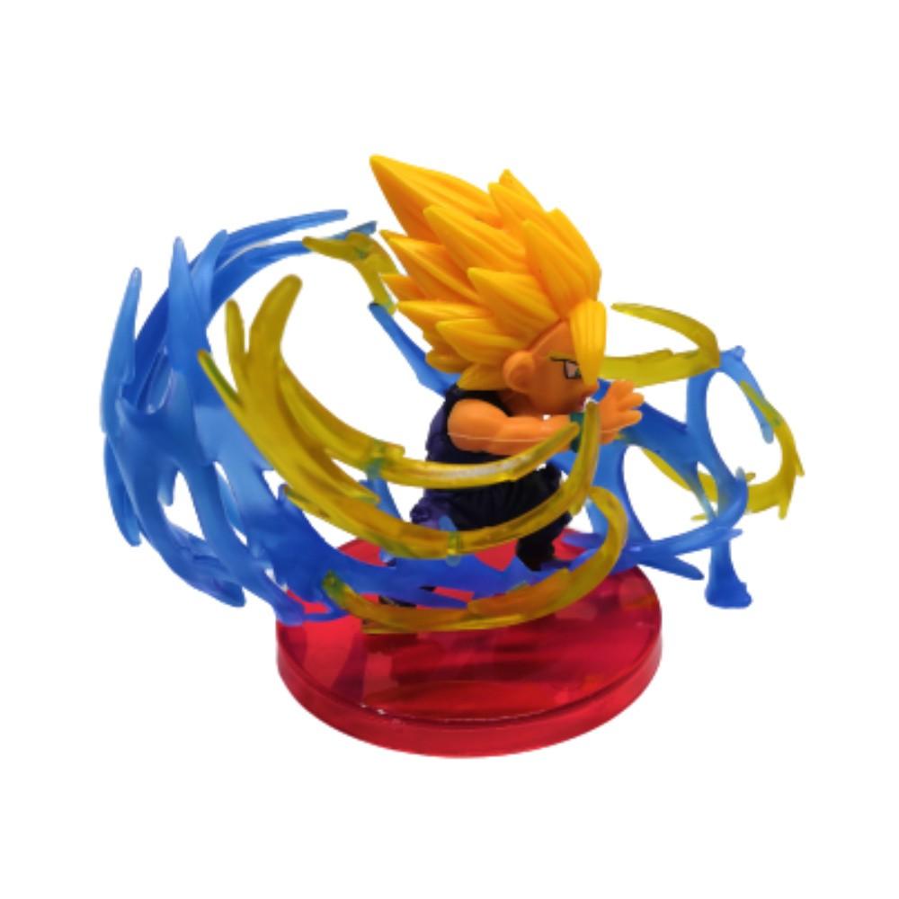 Figure Gohan Sayajin Ki - Dragon Ball Z - 10CM