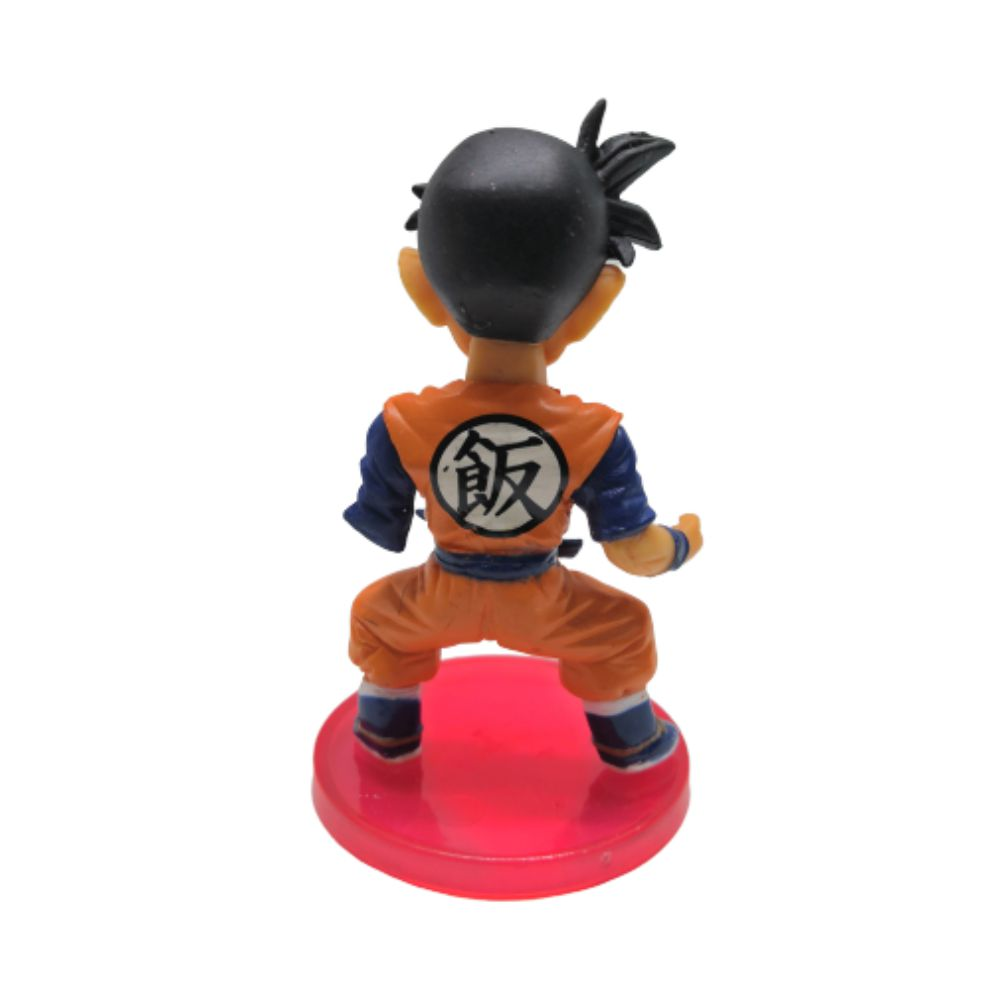 Figure Gohan Sem Braço - Dragon Ball Z DBZ - 7CM