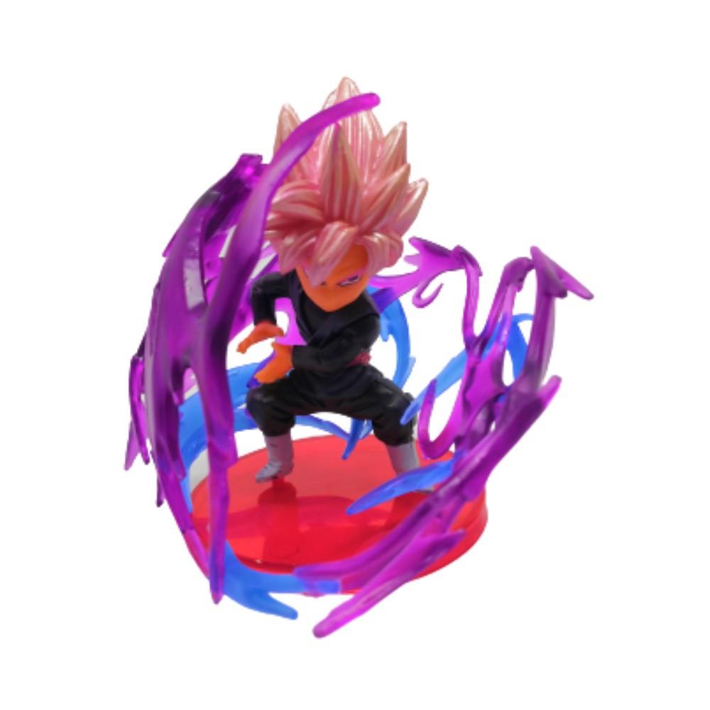 Figure Goku Black Rose Ki - Dragon Ball Z - 10CM