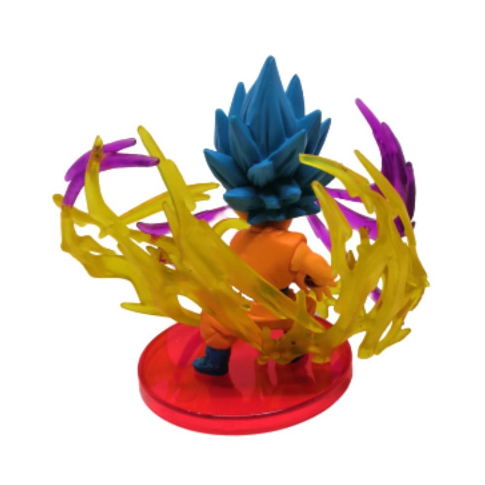 Figure Goku Blue Ki - Dragon Ball Z - 10CM