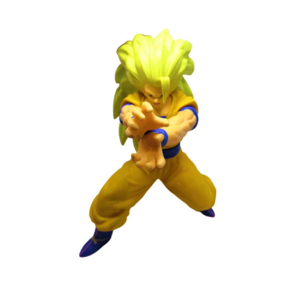 Action Figure DBZ Dragon Ball Goku SSJ 3 23CM Banpresto