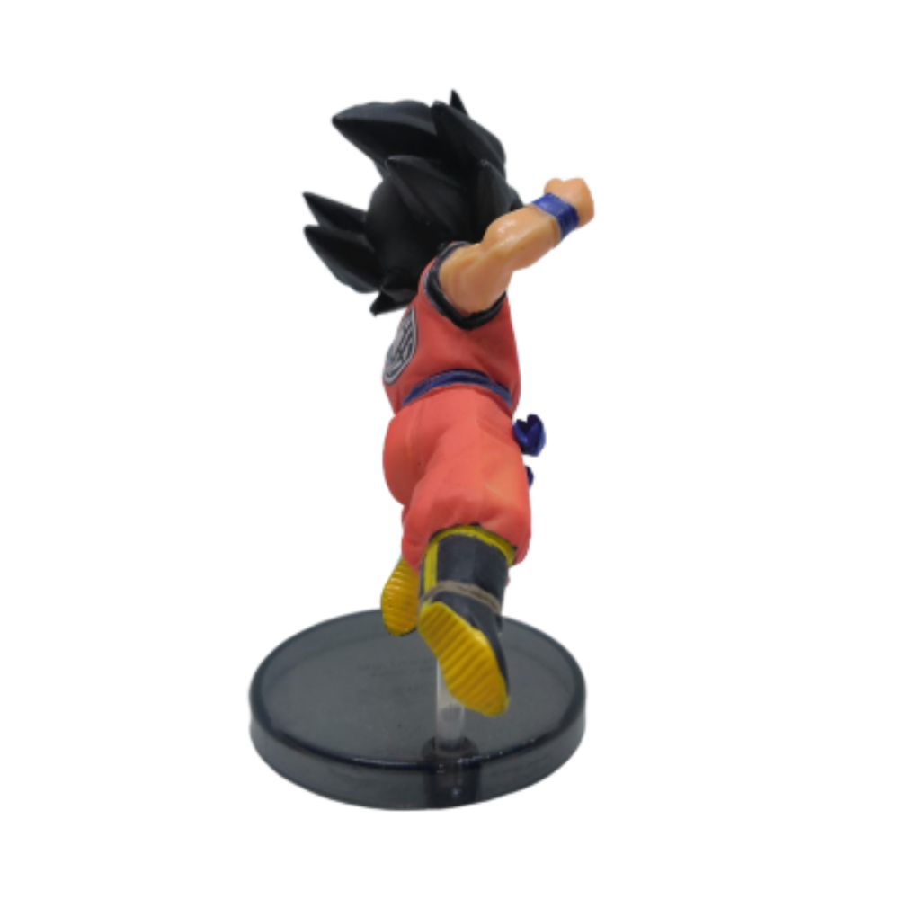Figure Goku Voando - Dragon Ball Z DBZ - 7CM