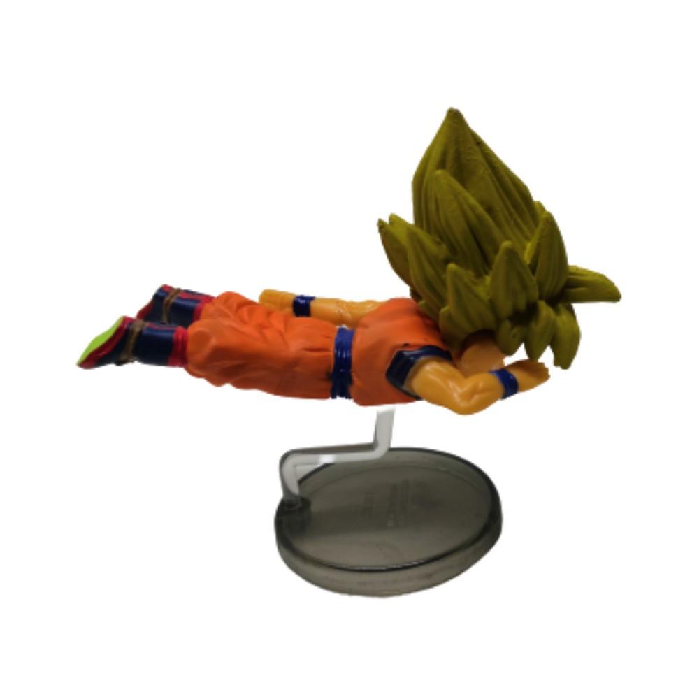 Figure Goku Voando - Dragon Ball Z DBZ - 7CM