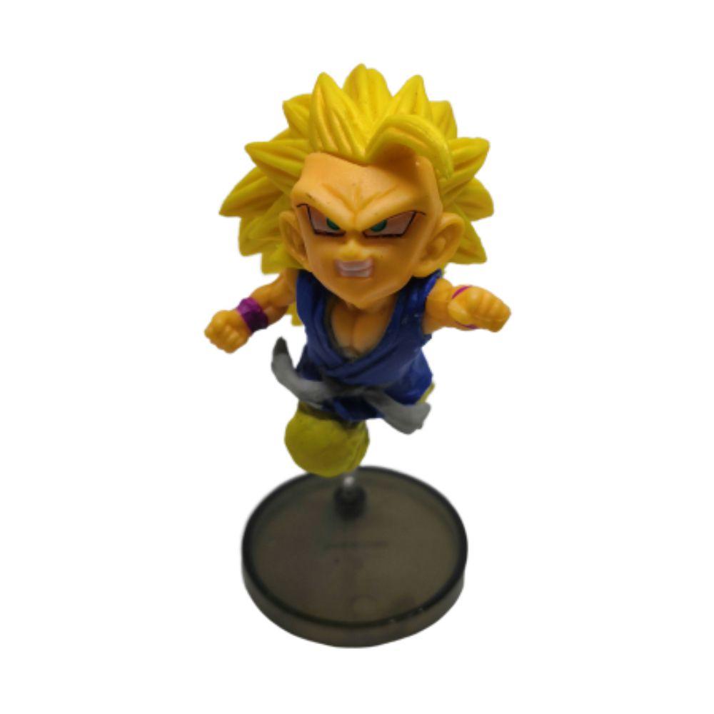 Figure Gotenks - Dragon Ball Z DBZ - 8CM