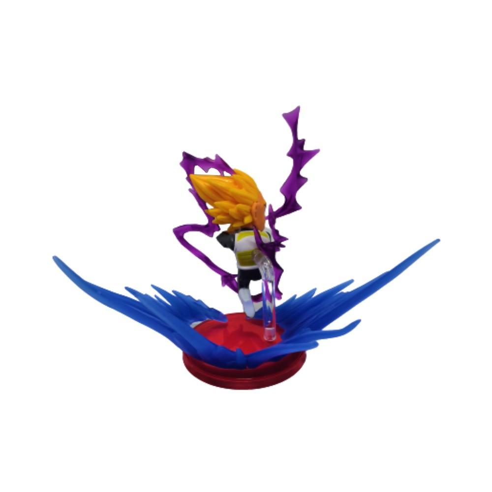 Figure Vegeta Sayajin Ki - Dragon Ball Z - 10CM