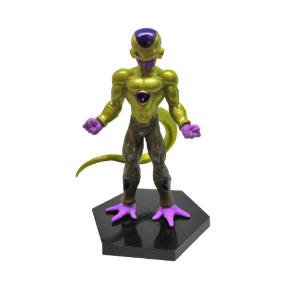 Figure Frieza Dourado - Dragon Ball Z DBZ - 14CM