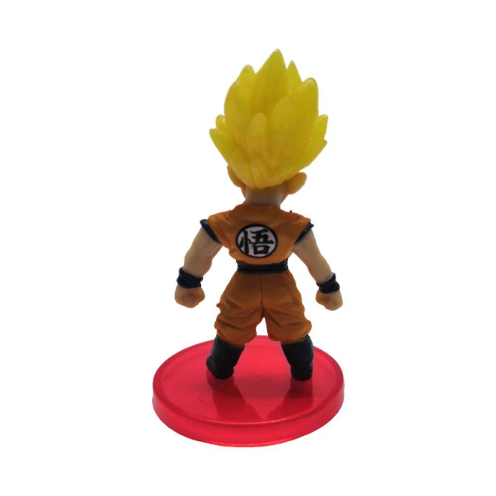 Figure Gohan SSJ - Dragon Ball Z DBZ - 7CM