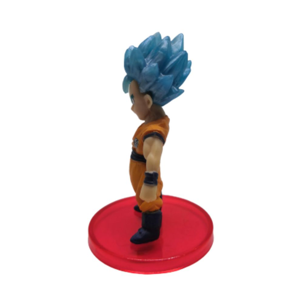 Figure Gohan SSJ Blue - Dragon Ball Z DBZ - 7CM