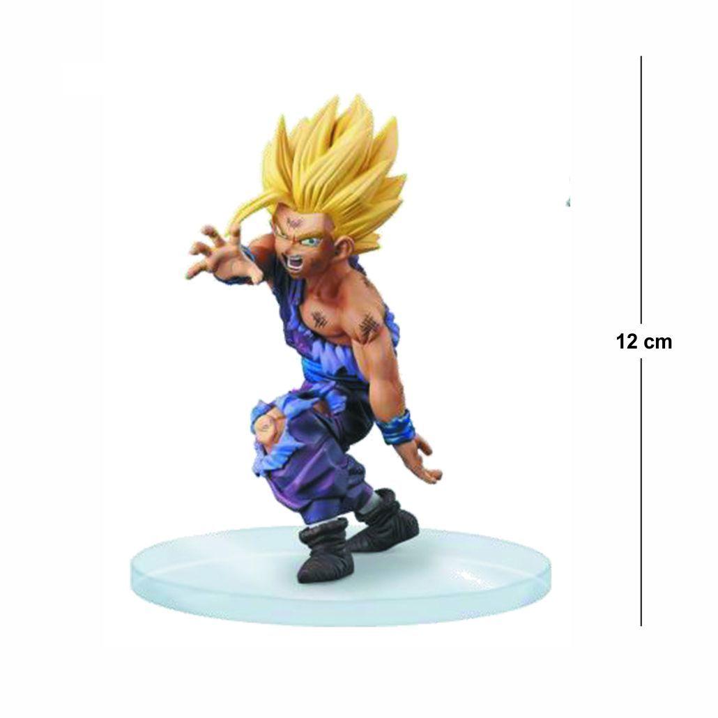 Action Figure DBZ Gohan Super Saiyan 2 12CM PVC
