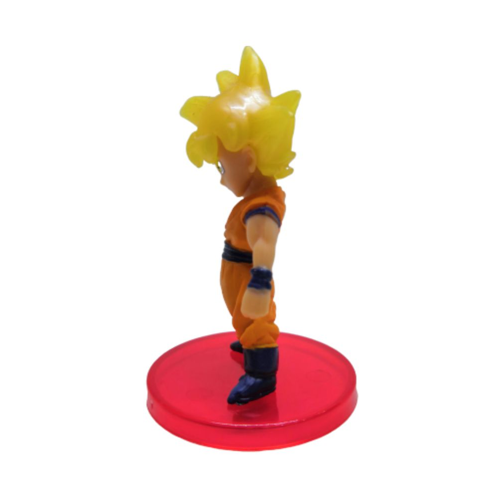 Figure Goku SSJ - Dragon Ball Z DBZ - 7CM