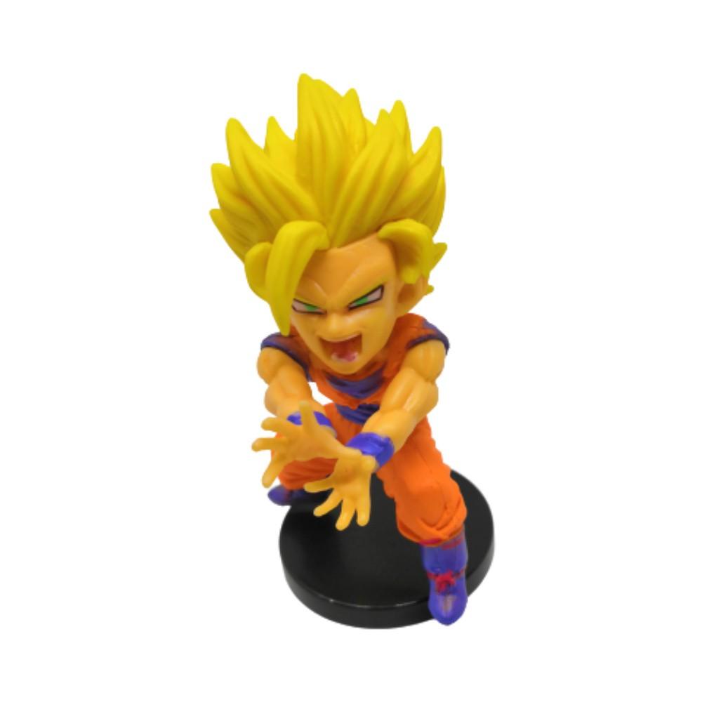 Figure Goku SSJ - Dragon Ball Z DBZ - 7CM