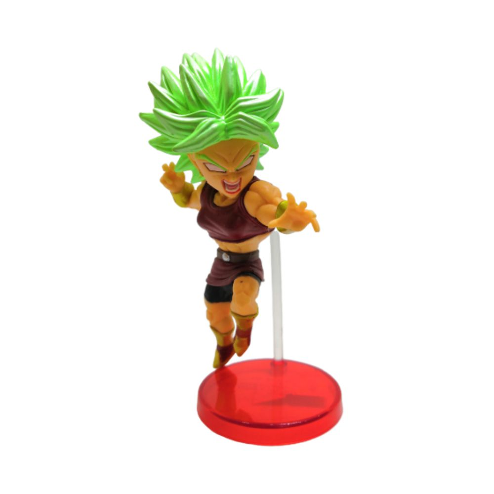 Figure Kale SSJ - Dragon Ball Z DBZ - 9CM