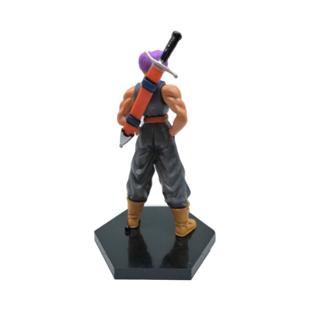 Action Figure DBZ Trunks 14CM