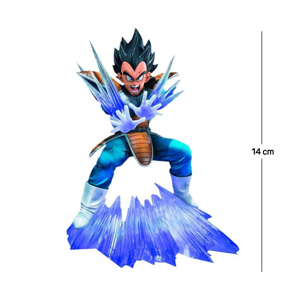 Action Figure DBZ Vegeta 14CM PVC