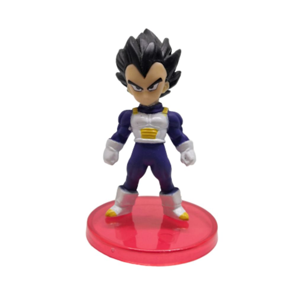 Figure Vegeta - Dragon Ball Z DBZ - 7CM