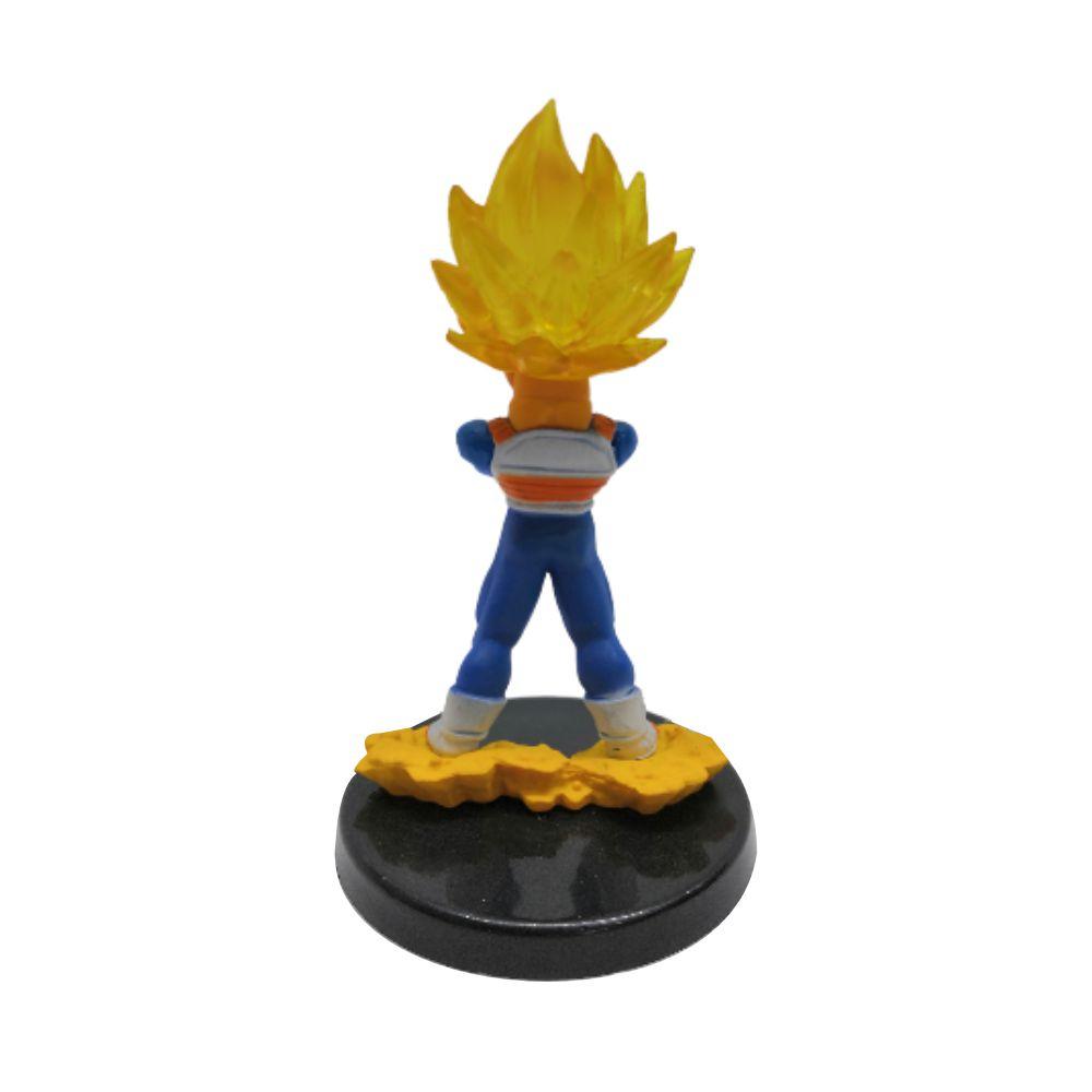Figure Vegeta - Dragon Ball Z DBZ - 5CM