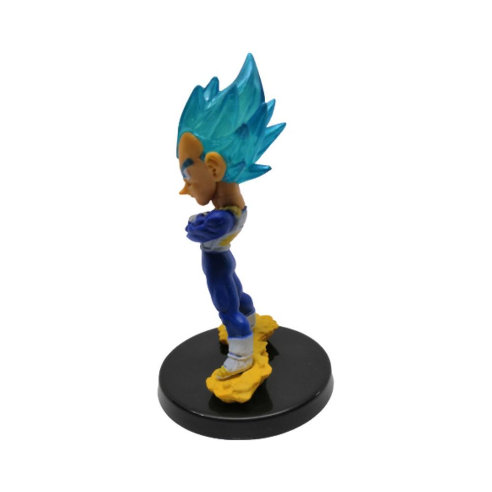 Figure Vegeta Blue - Dragon Ball Z DBZ - 5CM