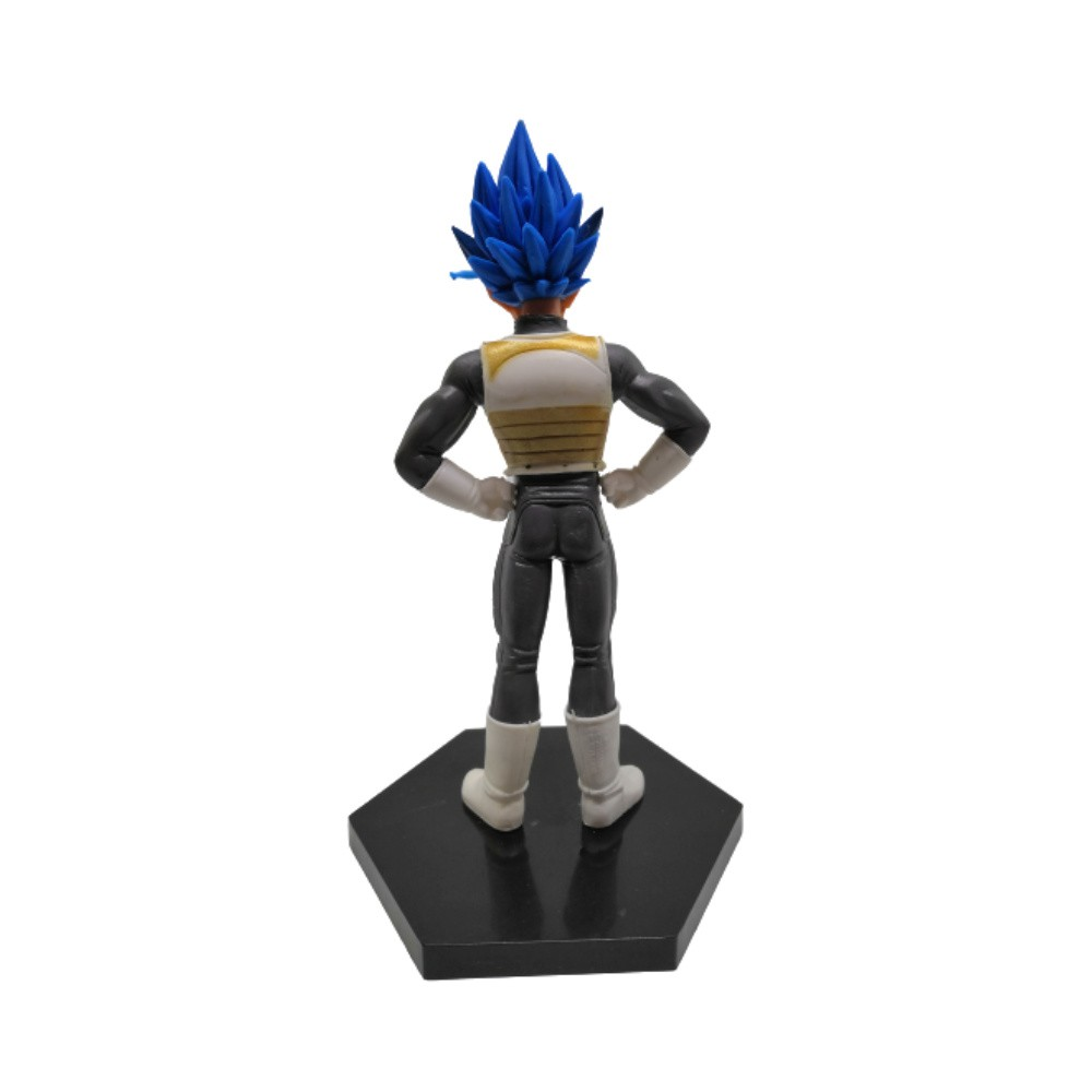 Figure Vegeta Blue - Dragon Ball Z DBZ - 14CM