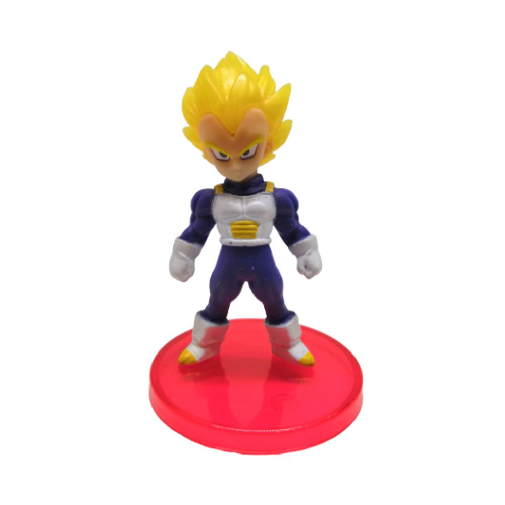 Figure Vegeta SSJ - Dragon Ball Z DBZ - 7CM