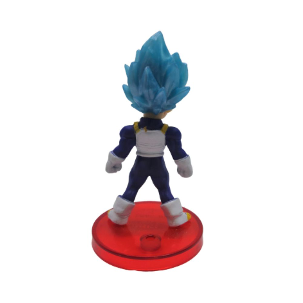 Figure Vegeta SSJ Blue - Dragon Ball Z DBZ - 7CM