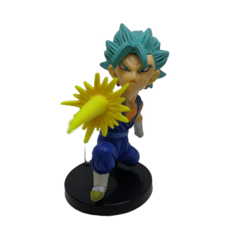 Figure Vegeto Blue - Dragon Ball Z DBZ - 7CM