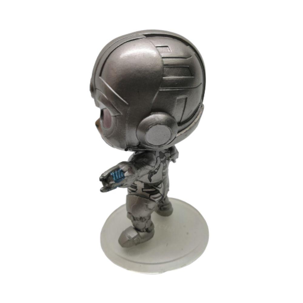 Figure Ciborgue - Liga da Justiça DC - 10CM