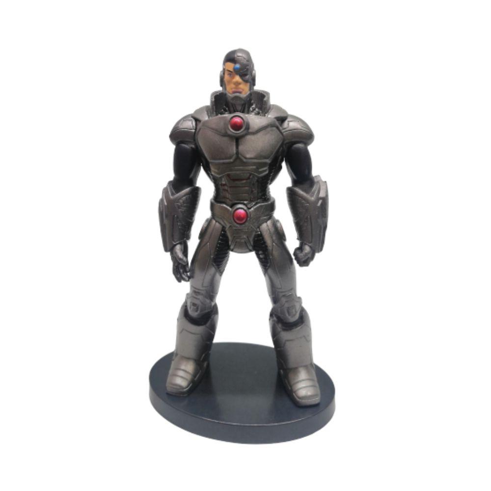 Action Figure DC Ciborgue 12CM PVC