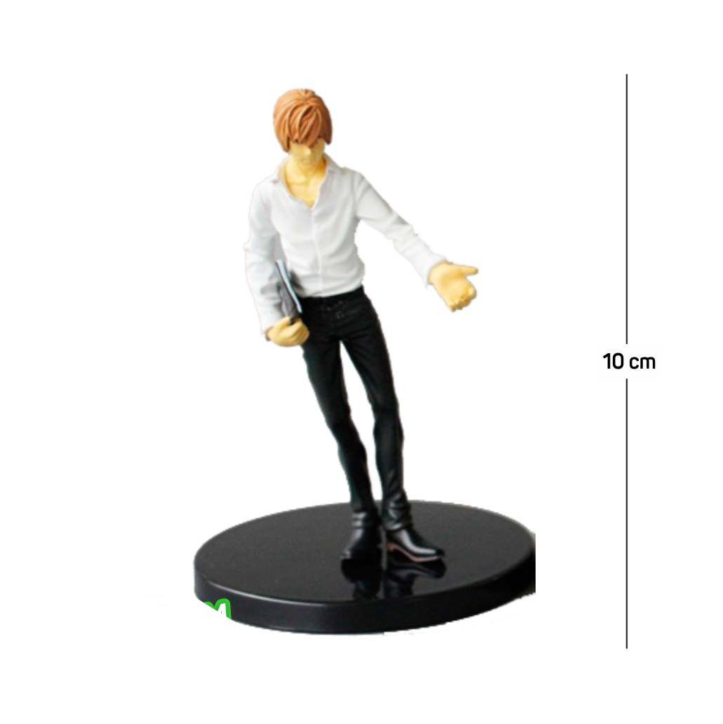 Action Figure Death Note Kira 10CM PVC