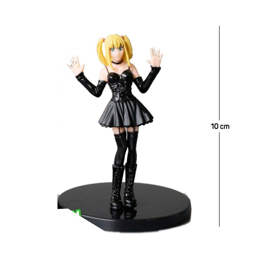 Action Figure Death Note Misa Amane 10CM PVC