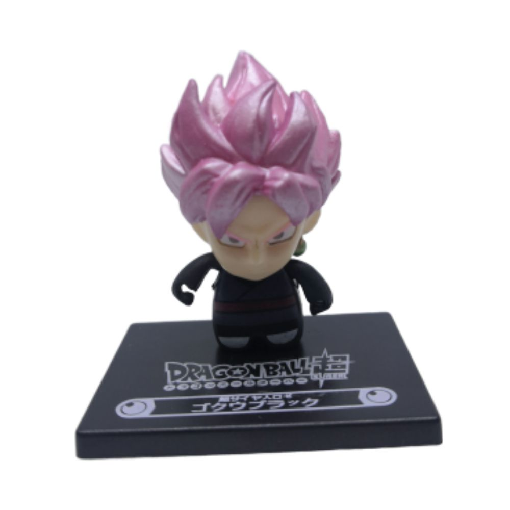 Figure Chibi Goku Black - Dragon Ball Z DBZ - 3CM