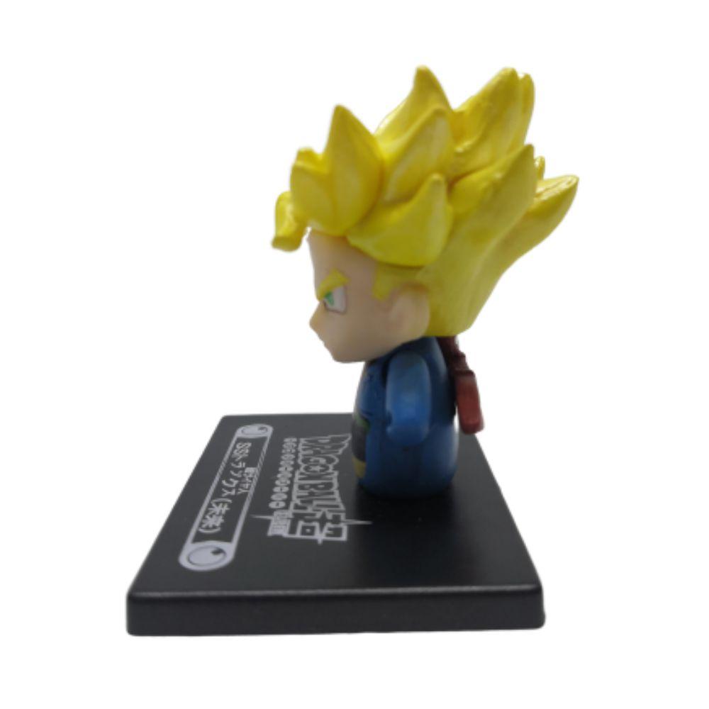 Figure Chibi Trunks - Dragon Ball Z DBZ - 3CM
