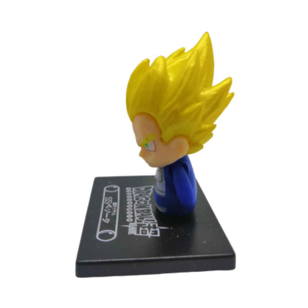 Figure Chibi Vegeta SSJ - Dragon Ball Z DBZ - 3CM