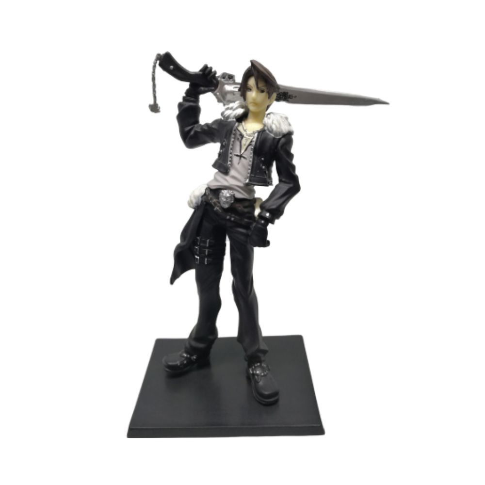 Action Figure Final Fantasy Squall 14CM PVC