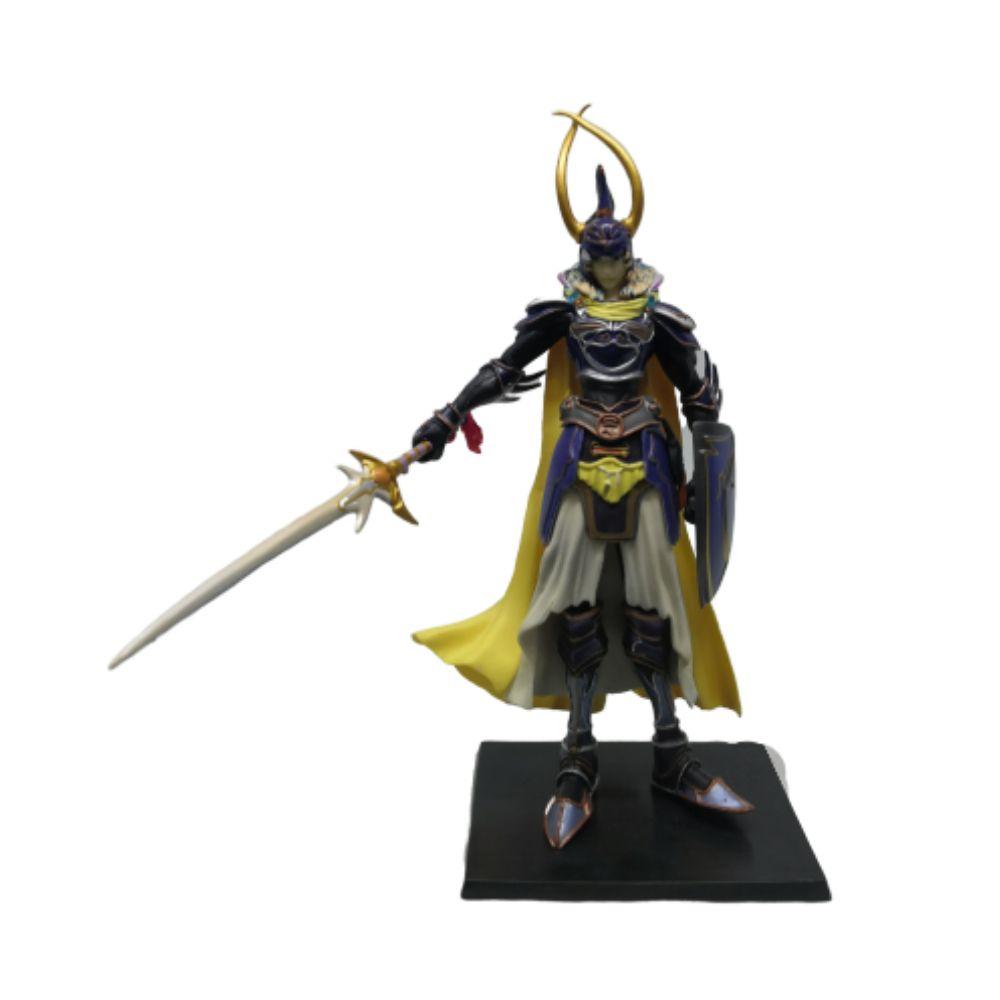Figure Warrior of Light - Final Fantasy - 14CM