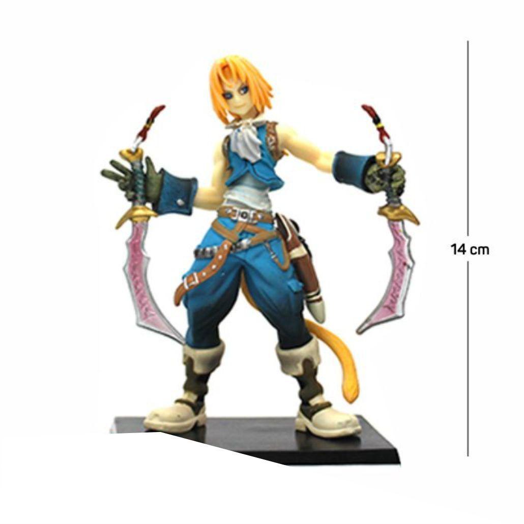 Action Figure Final Fantasy Zidane 14CM PVC