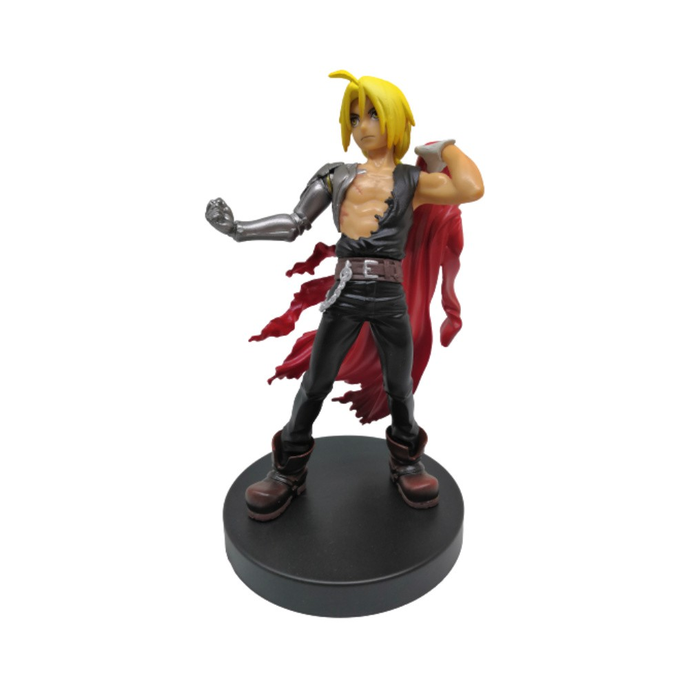 Action Figure Fullmetal Alchemist Edward - 17CM