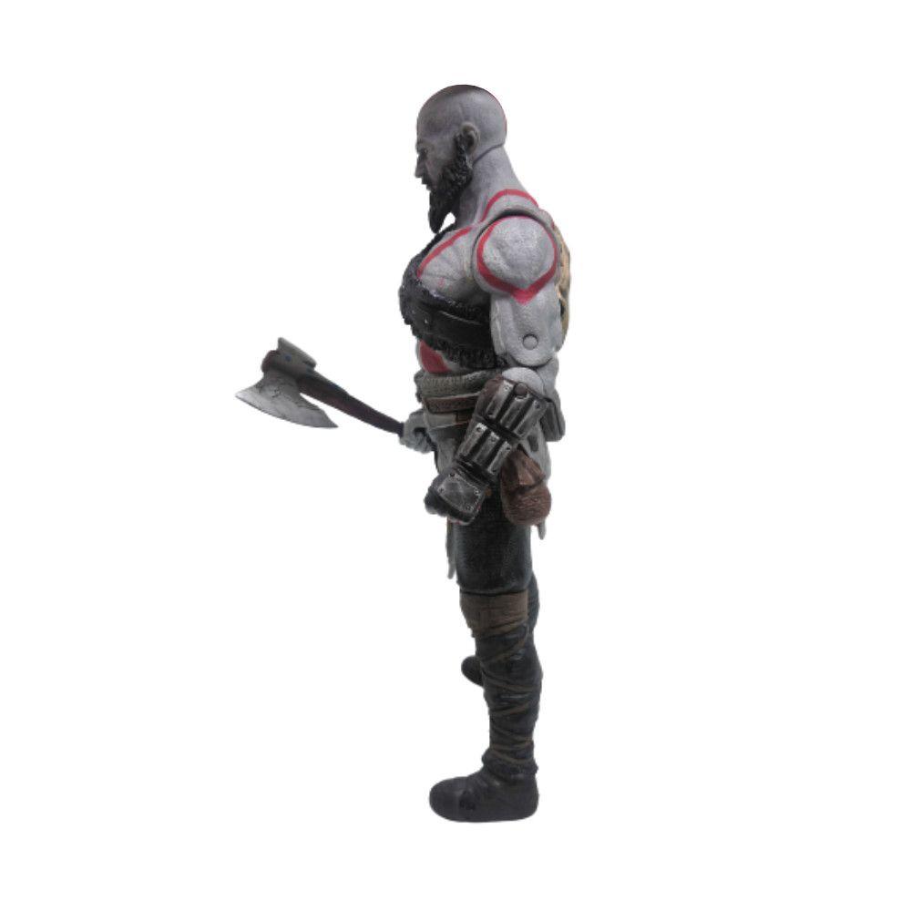 Figure Kratos - God of War - 17CM