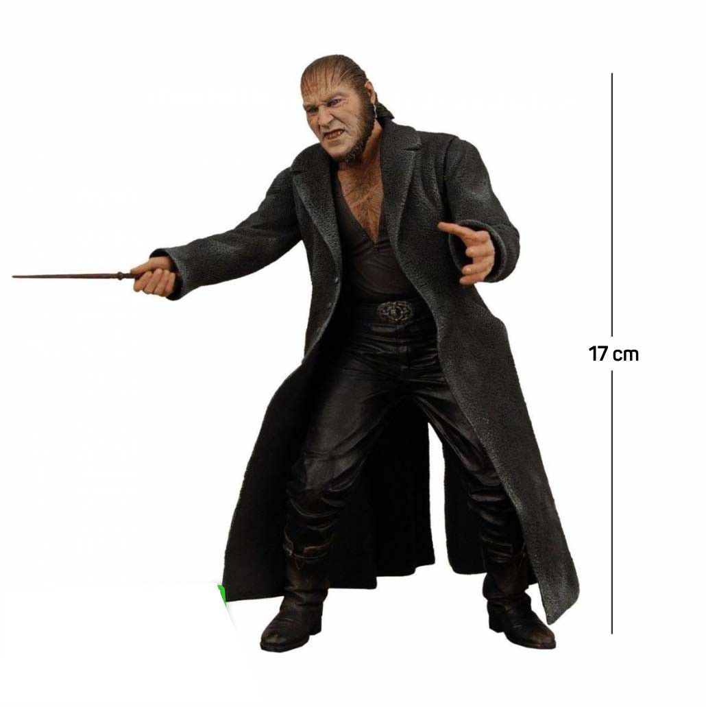 Action Figure Harry Potter Fenrir Greyback NECA 17cm